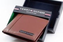 TOMMY HILFIGER - MEN'S CASUAL WALLET