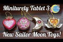 Sailor Moon Collectibles by Sailor Tortilla / Sailor Moon Toys and Collectibles compiled by Sailor Tortilla