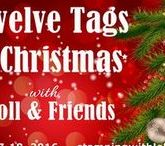 2016 Twelve Tags of Christmas Event