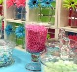 Our Candy Buffets / Delicious candy buffets for all occasions!