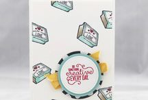 Stampin' Up! ONLY / Stampin' UP! Annual Catalog