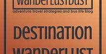 Destination Wanderlust