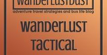 Wanderlust tactical fashion / Got wanderlust? Check out these gorgeous travel outfits for your next adventure!   http://wanderlustdust.com.au/ Adventure travel strategies and bus-life blog.  Adventure clothing suitable for travel, hiking, running, ski, snow, trail running, camping and backpacking. A curation of the best-of-the-best, highest quality tactical wear that is not only highly functional but looks super-cute to! #affiliate