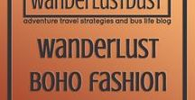 Wanderlust boho accessories / Got wanderlust? Check out these nifty travel accessories for your next adventure! http://wanderlustdust.com.au/ Adventure travel strategies and bus-life blog.  Adventure travel, travel accessories, camping accessories, travel style, travel needs, backpacking, hiking, running, wanderlust,