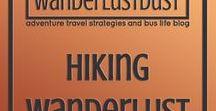 Hiking wanderlust