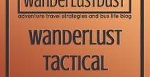 Wanderlust tactical accessories