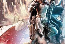 Swords, Heroes and Heroines