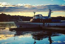 Harbour Shipyard Boats