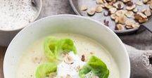Herbst Rezepte / Ja, der Sommer ist vorbei. Doch gibt es gute Gründe sich auf die kältere Jahreszeit zu freuen. Suppen, Flammkuchen und vieles mehr warten darauf gekocht zu werden.