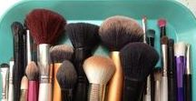Best Way to Clean Your Makeup Tools  | Cosmetics Plus / Clean up your makeup tools and brushes to make them look brand new