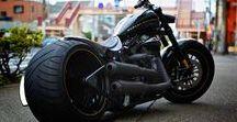 Harley-Davidson +