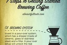 A Beautiful Taste / The beautiful taste of coffee.