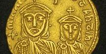 monete coins byzantine2 / monete auree dell'impero bizantino