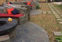 Campfire outdoor cuisine / Campfire Outdoor Cuisine