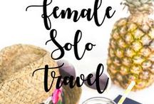 FEMALE SOLO TRAVEL / The top travel tips and guides for women who travel solo. Find out the best destinations for female solo travelers around the world. Also learn about safety, overcoming shyness, meeting people, and packing like a pro. No pin limit, but please post only content related to female solo travel. Repin one pin from the group for every pin you post.  To contribute, follow me and send a request to hello@somtoseeks.com with your Pinterest URL and email. Happy pinning!