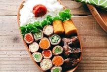 Traditional Bento / Traditional bento box recipes and ideas inspired by classic Japanese food combos.