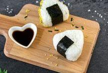 Onigiri (Rice Balls) / Onigiri (AKA rice balls or musubi) recipes, ideas, and tutorials.