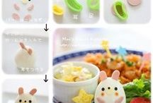 Bento Supplies & How-To / How-to guides & tutorials on creating classic bento box food items and accessories, as well as bento box tools and supplies to help you create them all!