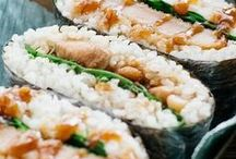 Bento-Friendly Recipes / Bento-friendly recipes that are perfect for adding to any bento or lunch box. You'll only find bento-approved items here! Each pin guaranteed to contain a recipe.