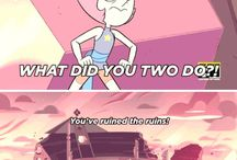•steven universe• / we'll win the fight, and then go out for pizzas!
