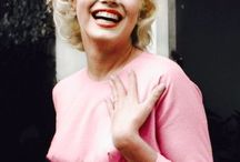 •aes; marylin monroe• / diamonds are a girls best friend