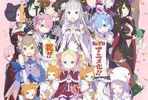 Re: Zero kara Hajimeru Isekai Seikatsu/Re: Жизнь в альтернативном мире с нуля