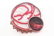 Brooch / Contemporary Jewelry in AJÍ, Diseño Imprescindible