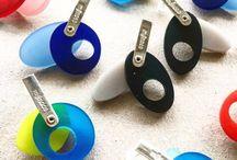 Minimal / Colección de accesorios de pequeño tamaño y líneas simples.