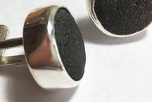 Cufflinks / Accessories for men in AJÍ, Diseño Imprescindible
