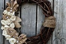 Wreaths / by Theresa Ball