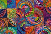 Quilty Inspirations / jumping off points, with quilts as the foundation... / by Sara Brock