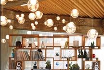 Hall lighting ideas / by Kimberly