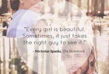 Quotes / by Nicole DeLeon