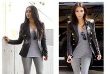 celebrity inspired outfits / by Mayte doll
