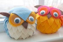 craft ideas / by Patsy Schroeder