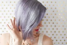 Hair / Fun hair colors, styles and tips. / by Aseya