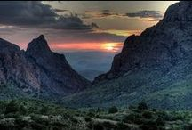 Big Bend National Park, Texas / by Charlotte Miears