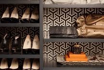 Walkin Closet / Storage / by Brigitte Maring-Fahmel
