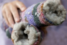 Fiber Love / Knitted creations to warm the heart.