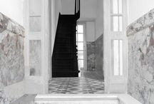 Entries, Foyers, Hall / by Brigitte Maring-Fahmel