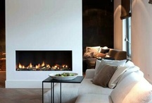 Fireplace / Open haard / by Brigitte Maring-Fahmel