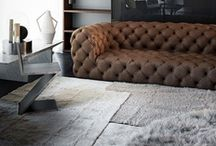 Sofa so good / Lekkere en mooie banken / by Brigitte Maring-Fahmel