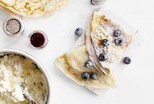 le petit dejeuner / by Avalon McKenzie