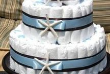 Baby Shower ideas / by Patti Mirolo