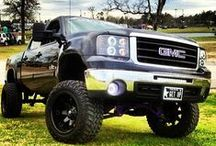 Dream Vehicles / One day I'll own my dream truck...specifically a GMC Sierra Texas Edition!!! <3 :D / by Caitlin Landis