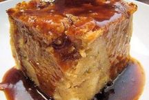 Bread Pudding / Dessert / by Charlotte Miears