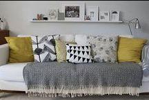 HOME SWEET HOME ... living room