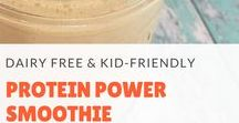 GF + DF Smoothies and Drinks / Smothies and drinks that are gluten free, dairy free and delicious!