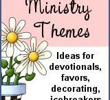 Retreat Themes / Topics and theme ideas to help structure and reinforce the effects of a retreat.