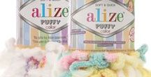 Alize Yarn Collection / Alize